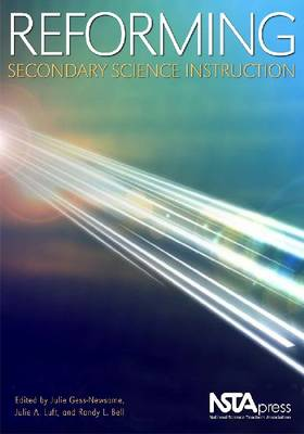 Reforming Secondary Science Instruction (Paperback)
