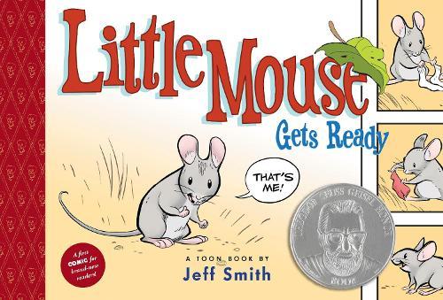 Little Mouse Gets Ready (Hardback)