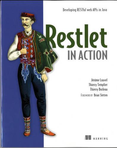 Restlet in Action (Paperback)