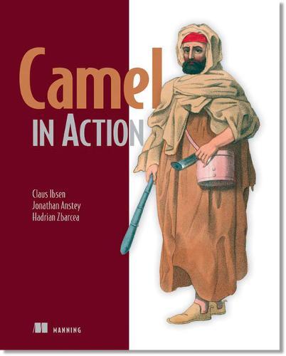 Camel in Action (Paperback)