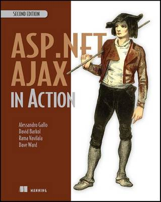 ASP.NET AJAX in Action (Paperback)