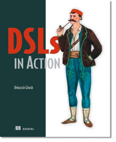DSLs in Action (Paperback)