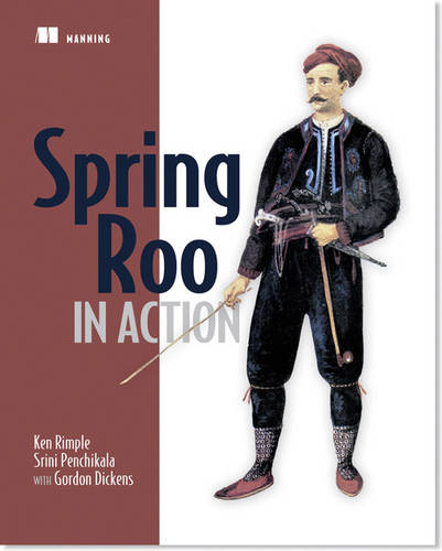 Spring Roo in Action (Paperback)
