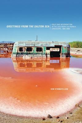 Greetings from the Salton Sea: Folly and Intervention in the Southern California Landscape, 1905-2005 - Center Books on the American West (Paperback)