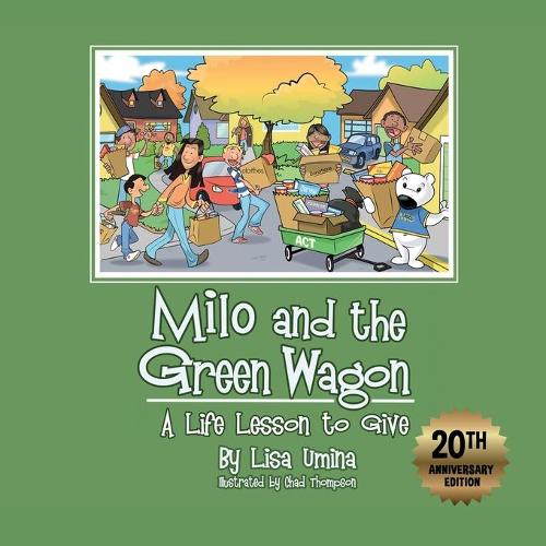 Milo and the Green Wagon (Paperback)