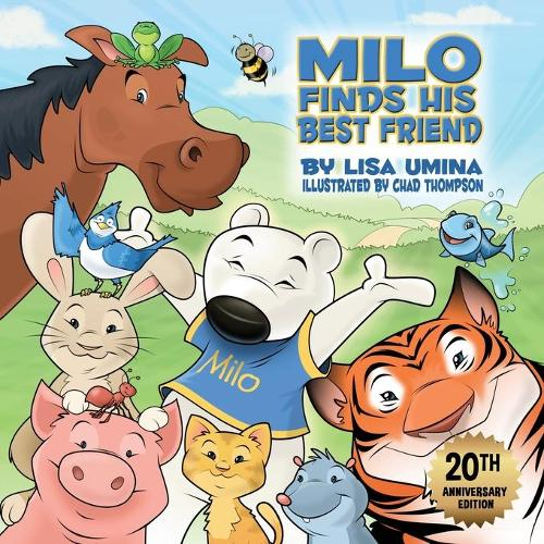 Milo Finds His Best Friend (Paperback)