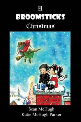 A Broomsticks Christmas (Paperback)