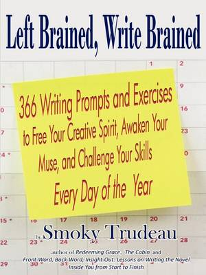 Left Brained, Write Brained (Paperback)