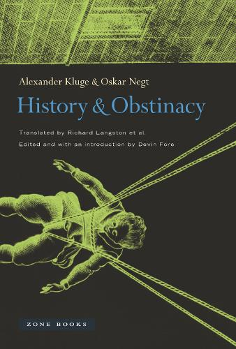 History and Obstinacy - Zone Books (Hardback)