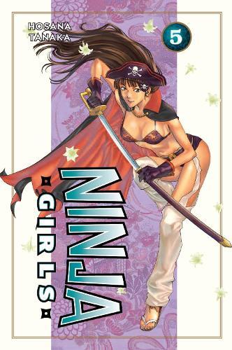 Ninja Girls 5 (Paperback)