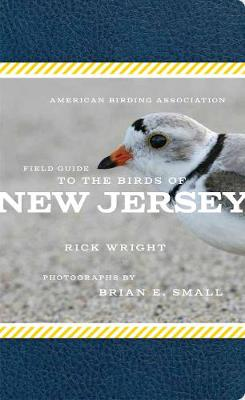 American Birding Association Field Guide to the Birds of New Jersey (Paperback)