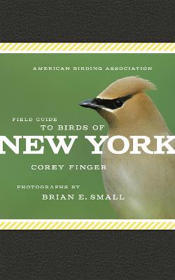 American Birding Association Field Guide to Birds of New York (Paperback)