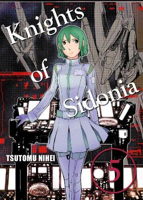 Knights Of Sidonia, Vol. 5 (Paperback)