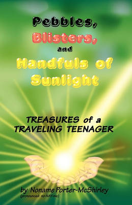 Pebbles, Blisters, and Handfuls of Sunlight: Treasures of a Traveling Teenager (Paperback)