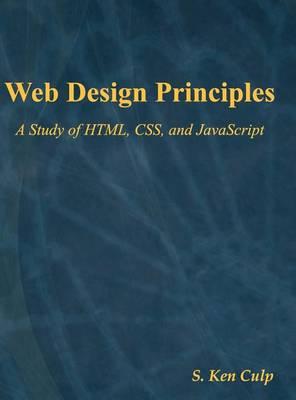 Web Design Principles (Hardback)