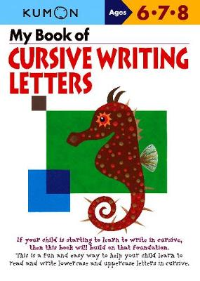 My Book of Cursive Writing: Letters (Paperback)
