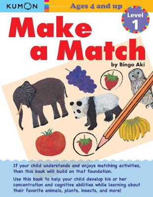 Make a Match: Level 1 (Paperback)