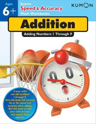 Speed and Accuracy: Addition (Paperback)