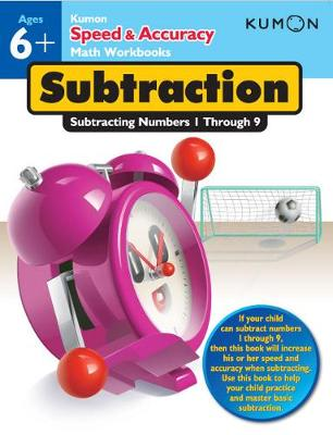 Speed and Accuracy: Subtraction (Paperback)