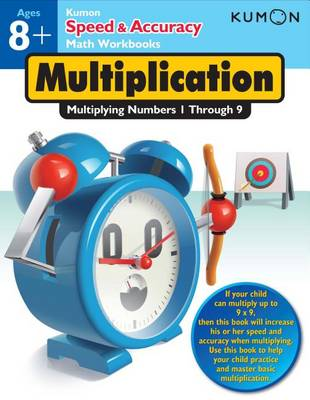 Speed and Accuracy: Multiplication (Paperback)
