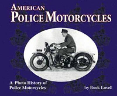 American Police Motorcycles (Paperback)