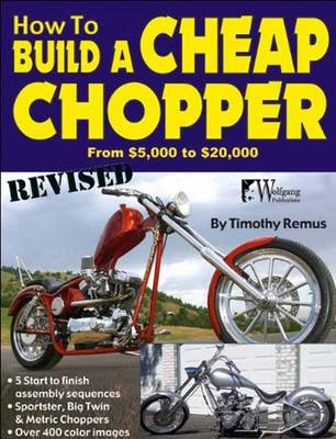 How to Build a Cheap Chopper (Paperback)