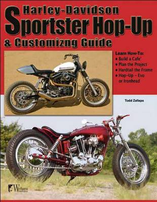 Harley-Davidson Sportster Hop-Up and Customizing Guide (Paperback)
