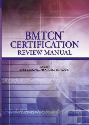 BMTCN (R) Certification Review Manual (Paperback)
