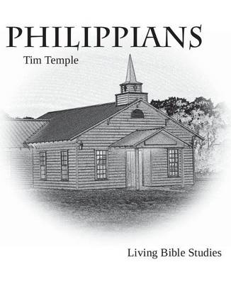 Philippians: A Verse by Verse Bible Study of the Apostle Paul's Letter to His Friends (Paperback)