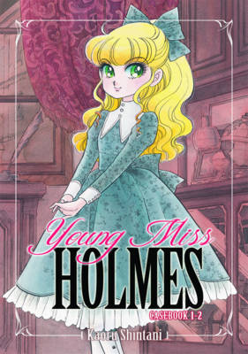 Young Miss Holmes Casebook: Vol 1-2 (Paperback)