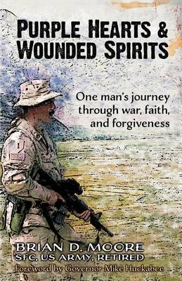 Purple Hearts & Wounded Spirits (Paperback)