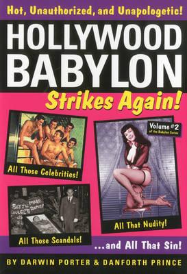 Hollywood Babylon Strikes Again (Hardback)