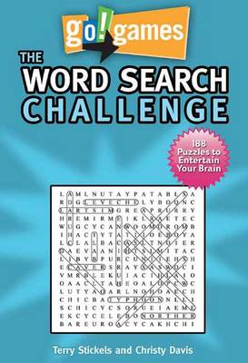 Go! Games The Word Search Challenge (Paperback)