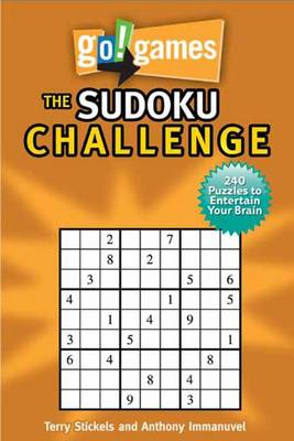 Go! Games The Sudoku Challenge (Paperback)