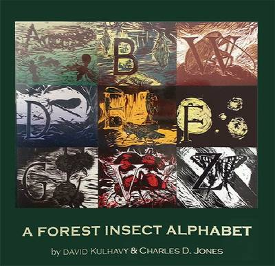 A Forest Insect Alphabet (Hardback)