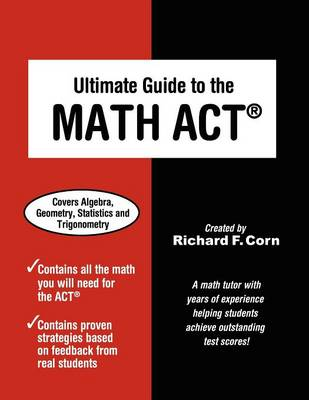 Ultimate Guide to the Math ACT (Paperback)
