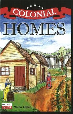 Colonial Homes - Colonial Quest (Hardback)