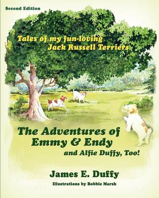 The Adventures of Emmy and Endy and Alfie Duffy, Too! (Paperback)