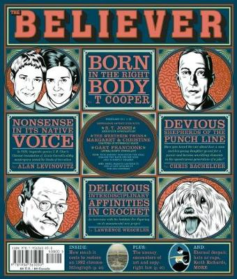 The Believer, Issue 78: February 2011 - Believer (Paperback)