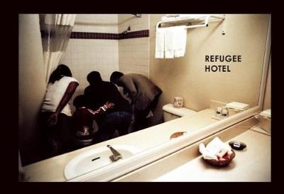 Refugee Hotel - Voice of Witness 137 (Paperback)