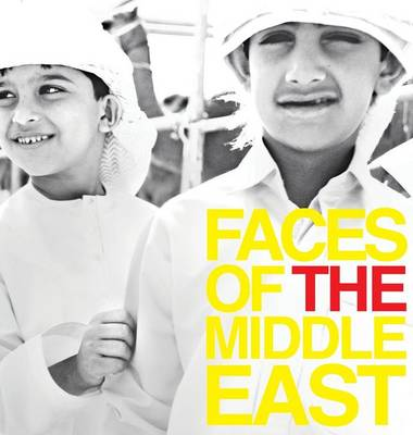 Faces of the Middle East: Photography by Hermoine Macura (Hardback)
