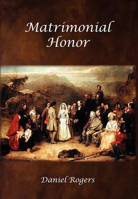 Matrimonial Honor (Hardback)