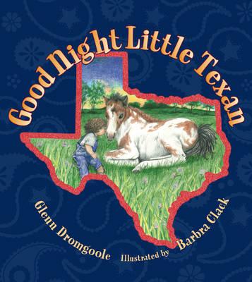 Good Night Little Texan (Hardback)