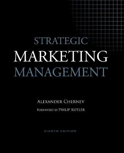 Strategic Marketing Management (Paperback)