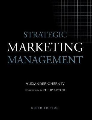 Strategic Marketing Management (Hardback)