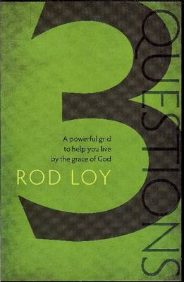 3 Questions: A Powerful Grid to Help You Live by the Grace of God (Paperback)