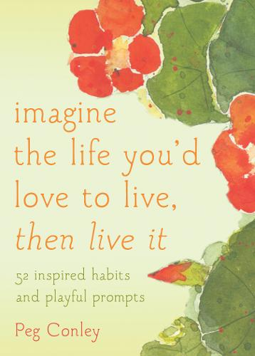 Imagine the Life You'd Love to Lve, Then Live it: 52 Inspired Habits and Playful Prompts (Paperback)
