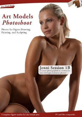 Art Models Photoshoot Jenni 1B Session (CD-ROM)