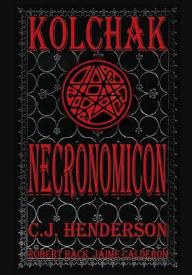 Kolchak: Necronomicon (Paperback)