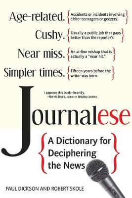 Journalese (Paperback)